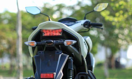Yamaha NVX dau tien ve Ha Noi - Anh 9