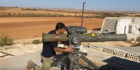 Tu than TOW My 'vo hut' toan binh si Syria trong gang tac - Anh 1
