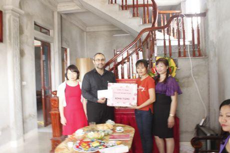 Ban giao Mai am cong doan cho doan vien thuoc quan Ha Dong - Anh 3