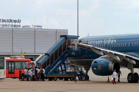 Vietnam Airlines chuan bi len san UPCOM - Anh 1