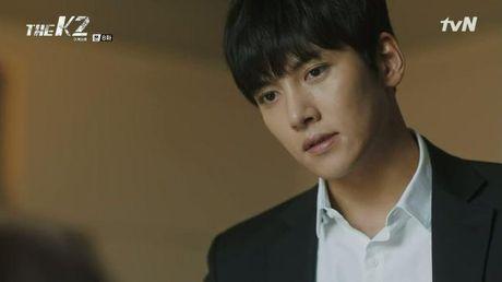 Ji Chang Wook tung kho tam khi dong canh hon chien 'nude' trong nha tam - Anh 1