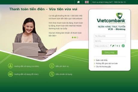 Vietcombank khuyen nghi khach hang tranh rui ro khi su dung dich vu VCB – iB@nking - Anh 1
