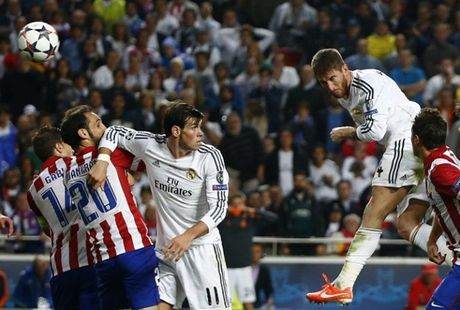 Atletico – Real: Lua chay thanh Madrid ! - Anh 1