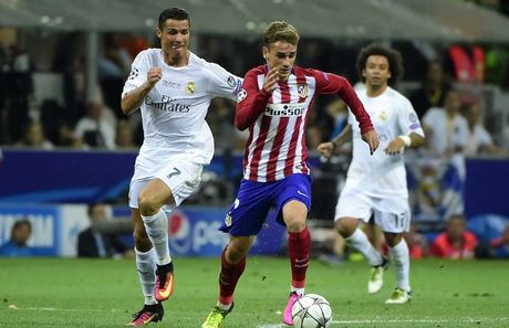 Atletico – Real: Lua chay thanh Madrid ! - Anh 2