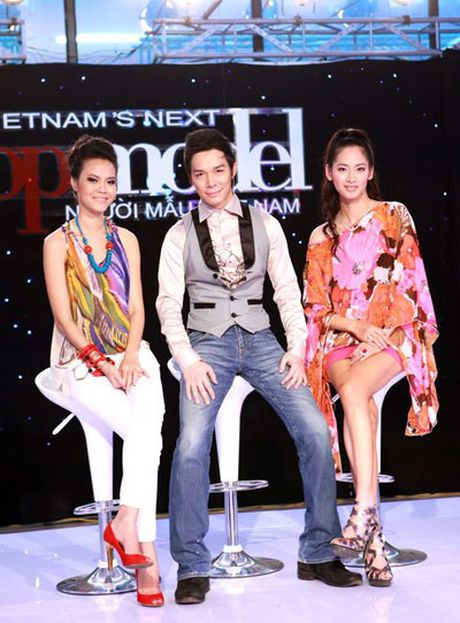 Vietnam's Next Top Model: 'lo' dao tao nguoi mau hay 'scandal'? - Anh 1