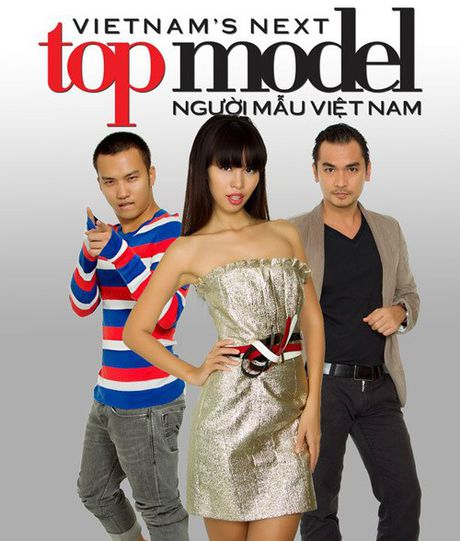 Vietnam's Next Top Model: 'lo' dao tao nguoi mau hay 'scandal'? - Anh 2