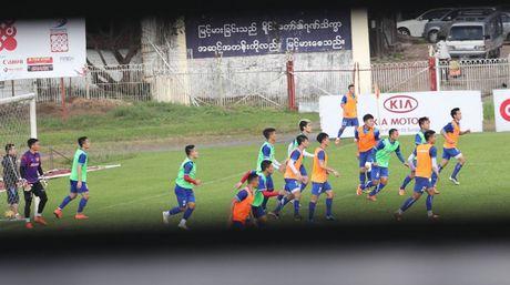 HLV Huu Thang chon Quang Huy thay the Tuan Anh? - Anh 1