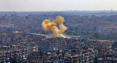 Dong Aleppo vo tran - Anh 1
