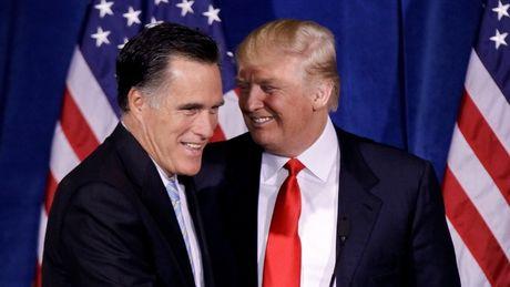 Trump se moi ong Romney vao ghe Ngoai truong? - Anh 1
