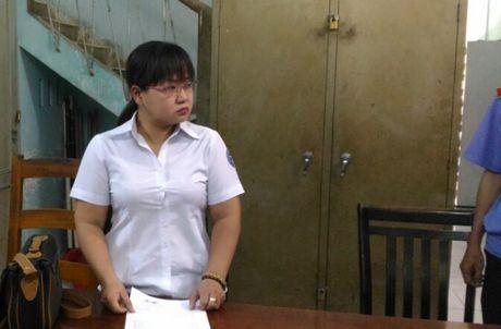 Nguyen chap hanh vien Thi hanh an dan su quan 3 bi bat - Anh 1