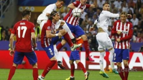 Derby thanh Madrid: Co hoi but pha cho Atletico - Anh 1