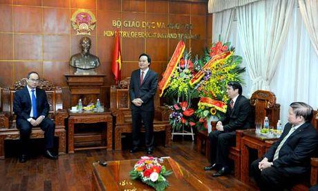 Nhan dan luon tran trong biet on cac the he nha giao Viet Nam - Anh 7