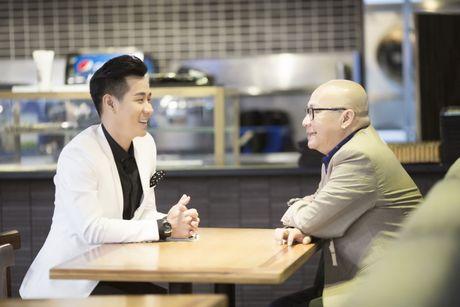 Nguyen Khang gap lai nguoi thay thap tung Tong thong Obama - Anh 1