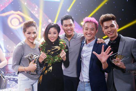 Dam Vinh Hung cat toc Lieu Ha Trinh giup co len ngoi En Vang - Anh 6