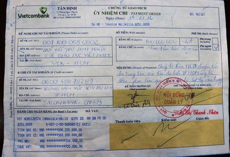 Ly Nha Ky ung ho dong bao mien Trung 500 trieu dong - Anh 2