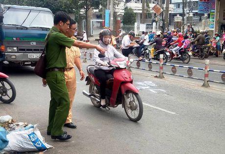 Cong an Dong Nai lam ro vu CS 113 truy duoi nguoi gay tu vong - Anh 1