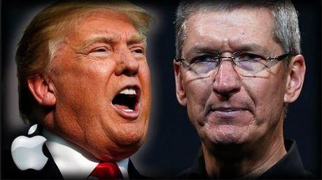Lo so Donald Trump, Apple chuyen toan bo day chuyen san xuat iPhone ve My - Anh 1