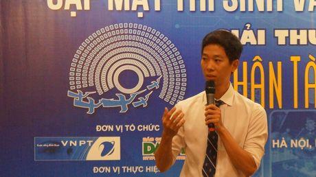 Giao luu voi cac Nhan tai Dat Viet xuat sac nhat - Anh 13