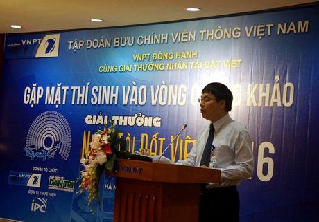 Giao luu voi cac Nhan tai Dat Viet xuat sac nhat - Anh 1