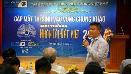 Giao luu voi cac Nhan tai Dat Viet xuat sac nhat - Anh 5