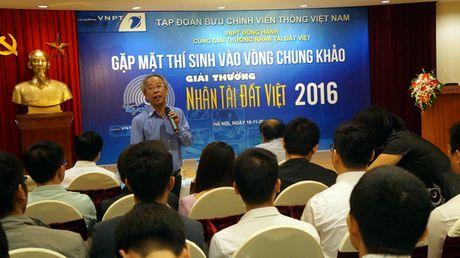 Giao luu voi cac Nhan tai Dat Viet xuat sac nhat - Anh 9