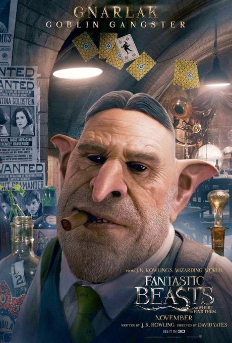 Kham pha thoi trang phu thuy trong the gioi phep thuat Fantastic Beasts - Anh 11