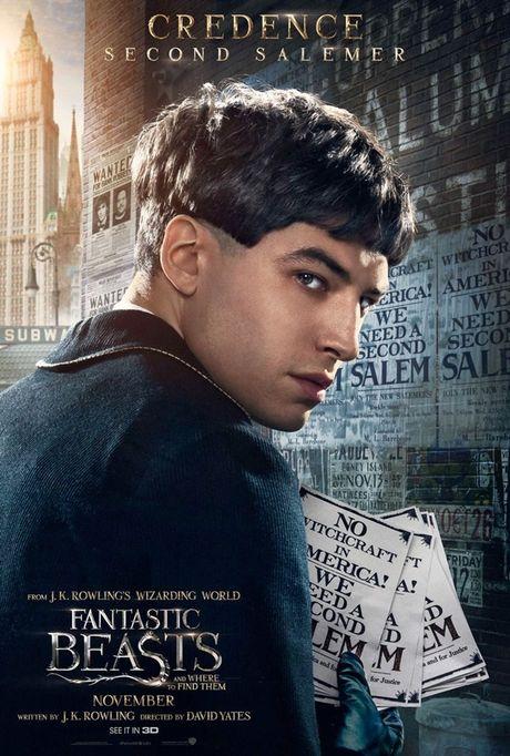 Kham pha thoi trang phu thuy trong the gioi phep thuat Fantastic Beasts - Anh 9