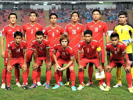 AFF Suzuki Cup 2016: Co mot Myanmar hoi ha ve dem - Anh 1