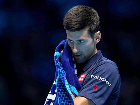 Novak Djokovic: Toan thang van kem vui - Anh 1