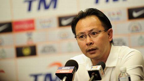 DT Malaysia tai AFF Cup 2016: Cho tai HLV Ong Kim Swee - Anh 1