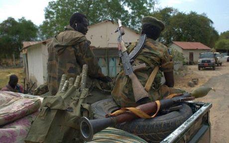 My sap de xuat cam van vu khi va gia tang trung phat voi Nam Sudan - Anh 1