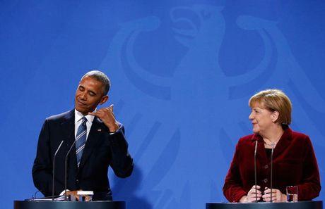 Tinh ban ben vung qua nam thang giua ong Obama va ba Merkel - Anh 2