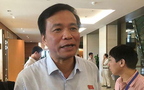'Quoc hoi phe phan cong khai ong Vu Huy Hoang la hinh thuc rat cao' - Anh 1