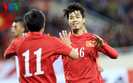 Tieu diem the thao: DT Viet Nam la 'khac tinh' cua Myanmar o AFF Cup - Anh 1