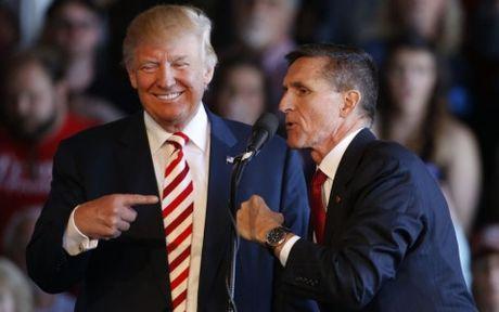 Ong Trump de nghi tuong Flynn giu chuc Co van An ninh Quoc gia My - Anh 1