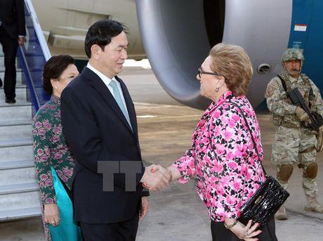 Hinh anh: Chu tich nuoc den Peru tham du APEC lan thu 24 - Anh 6