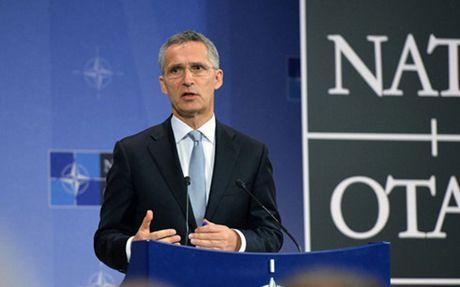 NATO tin tuong vai tro lanh dao cua Tong thong My dac cu - Anh 1
