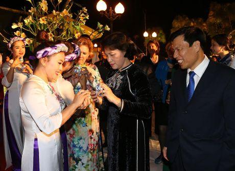 CTQH du le khai mac Tuan le van hoa Dai doan ket cac dan toc - Anh 4