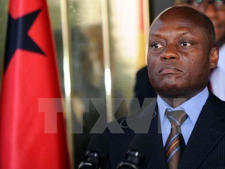 Ong Umaro Sissoco Embalo tro thanh Thu tuong moi cua Guinea-Bissau - Anh 1