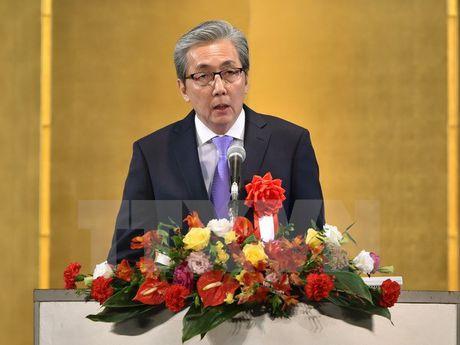 Pho Thu tuong Somkid: Thai Lan se co loi neu TPP bi huy bo - Anh 1
