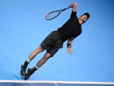 Andy Murray lap ky luc, nong cuoc dua ngoi so 1 the gioi - Anh 1