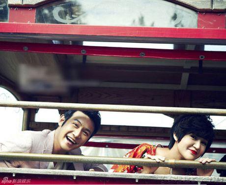 Chuyen tinh dep hon phim cua 'Bao cong' dien trai nhat - Anh 7