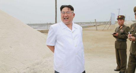 Trung Quoc cam goi Kim Jong Un la 'Kim mum mim' - Anh 1