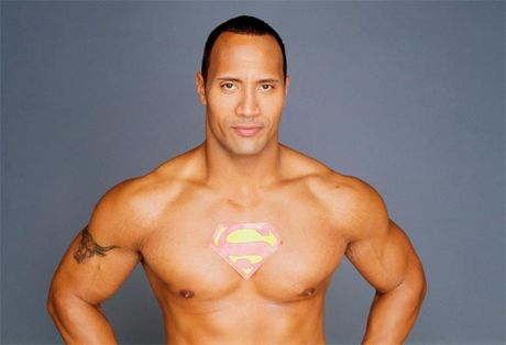 'Nam than' The Rock so huu co bap sexy nhat the gioi - Anh 12