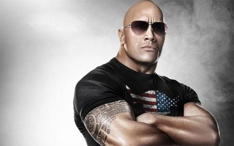 'Nam than' The Rock so huu co bap sexy nhat the gioi - Anh 3