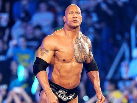 'Nam than' The Rock so huu co bap sexy nhat the gioi - Anh 5