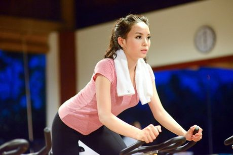 Do tap gym sao Viet: Ke sexy qua doi, nguoi lai kin nhu bung - Anh 16
