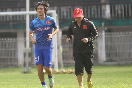 DIEM TIN TOI (19.11): Van Thanh sang gia nhat DT Viet Nam o AFF Cup 2016 - Anh 2