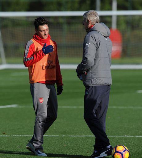 Chum anh: Sanchez hang say, Arsenal quyet dau Man Utd - Anh 3