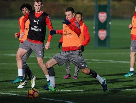 Chum anh: Sanchez hang say, Arsenal quyet dau Man Utd - Anh 4